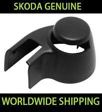 Skoda Fabia 6Y MK1 Hatchback Rear Wiper Arm Cover CAP GENUINE