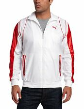 NWT~Puma SCUDERIA FERRARI LIGHTWEIGHT Formula 1 Track sweat shirt JACKET~Men 2XL