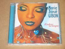 CD / MARIE JOSE GIBON / ENTRETEMPS / TRES BON ETAT