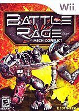 Battle Rage: Mech Conflict Nintendo Wii,Wii Video Games