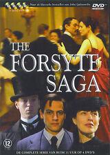 The Forsyte Saga : de complete serie (4 DVD)