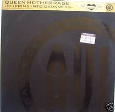 "QUEEN MOTHER RAGE Slipping Into Darkness 12"" PS PROMO"