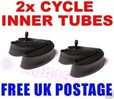 """Junior bike + MTB 24"""" 24 Inch Inner Tube FREEPOST x2"""