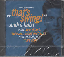 André Holst That´s Swing CD NEU Chris Dean Mary Roos Hit the road Jack Route 66