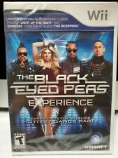Black Eyed Peas Experience -- Limited Edition (Nintendo Wii, 2011)