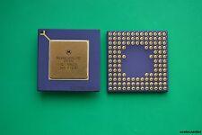 Vintage Gold Ceramic CPU Motorola MC68030RC33C (01F91C/0G40W)