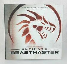 NETFLIX Ultimate Beastmaster Season 1 3 Episodes FYC 2017 Emmy Screener