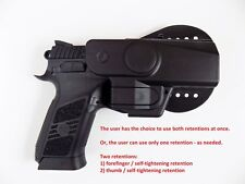Polymer Gun Holsters for CZ-USA Hunting for sale | eBay