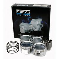 CP 87MM 8.5:1 8.5CR SR20DET FORGED PISTONS FOR NISSAN 240SX SILVIA S13 S14 S15