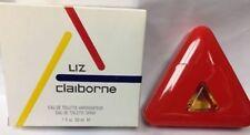 LIZ CLAIBORNE RED TRIANGLE 1 oz EDT SPRAY/ read info