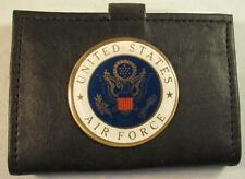 USAF US AIR FORCE 50 CREDIT CARD SNAP WALLET NEW