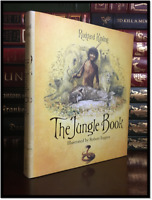 The Jungle Book by Rudyard Kipling Ill. by Robert Ingpen New Hardcover Edition