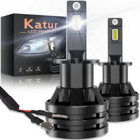 Upgraded KIT XENON LED H3 200W 30000LM AMPOULE CREE CSP BLANC VOITURE FEUX PHARE