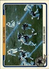 1982 Fleer Team Action #13 Dallas Cowboys (NM)