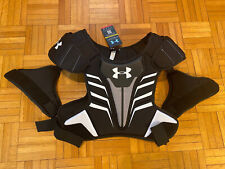 🔥Brand New! Under Armour Strategy Lacrosse Shoulder Pads Size Large Stx Warrior