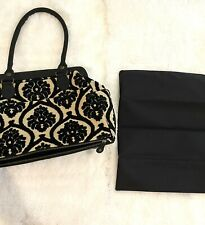 Cake By Petunia Pickle Bottoms Black Forest Cosmopolitan Carryall Diaper Bag