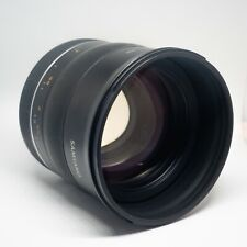 Samyang XP 85mm f/1.2 Lens AE for Canon EF