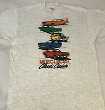 New MUSCLECAR CLASSIC CRUISIN T - Shirt - XL