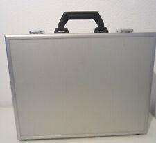 VALIGETTA in alluminio contenitore cassetta degli attrezzi bastelkoffer TRACOLLA chiave kreatorcase