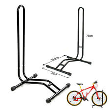 BICI GRANDI Storage Rack Pavimento Supporto per Fissare Cycle Bicicletta Garage All'aperto Nuovo