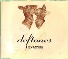 Deftones Hexagram Enhanced CD Single EP Inc Video 2003 Maverick Great