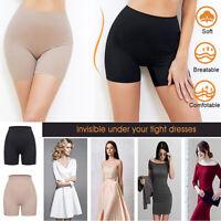 Women's Slip Butt Lifter Panties Seamless Shapewear Body Shaper Shorts Underwear