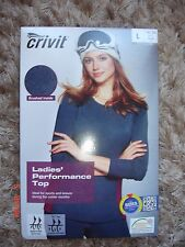 Crivit Ladies' Performance Top Size  L,18/20 GB.  44/46 EUR