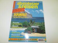 Abenteuer & Reisen - Januar 01 / 1997 - Hawaii Magische Inselwelt, Panama