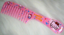 Hello Kitty Green Ultrasonic Vibration Magnetism Combing Hair Brush Limited