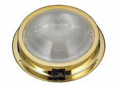 Marine LED Round Ceiling Dome Interior Light -Boat Caravan & RV- Five Oceans