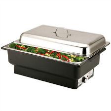 elektrischer Chafing Dish Speisewärmer Warmhaltebehälter elektro Wärmebehälter