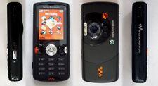 Sony Ericsson  Walkman W810i - Satin Black (Ohne Simlock) Handy
