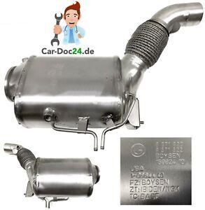 ORIGINAL Dieselpartikelfilter DPF BMW 18308571820 18308571822 8571006 N57-D30A