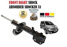 FOR NISSAN NOTE 1.4 1.6 1.5 2006--> NEW FRONT RIGHT SHOCK ABSORBER SHOCKER X1