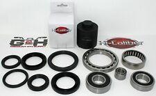 Rear Differential Axle Bearing Seal Kit + Pinion Tool 00-06 Yamaha 400 Big Bear