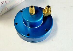 MEGAN Racing 3:1 Universal Fuel Pressure Regulator V3 Blue MR-FPR-V3-B