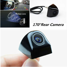 Universal Black HD 170° Rear-View Back Up Reverse Camera Night Vision Waterproof