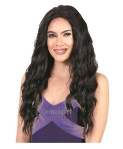 OBSESSION LACE FRONT HUMAN HAIR FUSION NATURAL TEXTURE & WAVE HAIR WIG CHELSEA