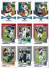 2018 SCORE FOOTBALL INSERT AND PARALLEL CARD LOT - 35 CARDS