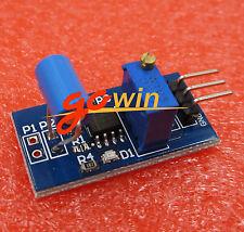 Lm393 intelligent car accessories Tilt sensing probe Tilt sensor module