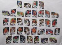Houston Astros 2016 Topps Series 1, 2, & Update Base Team Set *35 cards*