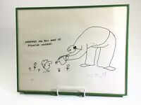 ROBERT WEIL PRINT 46/100 SIGNED LITHOGRAPH LIMITED EDITION FRAMED NUMBERED SEAL