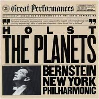 Holst,Holst,Bernstein,Holst,Holst,Bernstein,Nyp : Planets CD (1990)