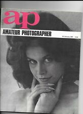 Various copies of Amateur Photographer Magazine from 1967 £5 each incl. post