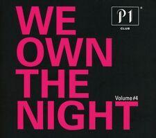 P1 CLUB-WE OWN THE NIGHT VOL.4 2 CD NEU
