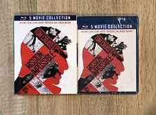 Mission Impossible 5 Movie Collection HD Blu-ray-
