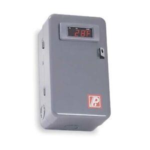 Paragon ERC2-212111-370 Electronic Refrigeration Defrost Control Box Digital