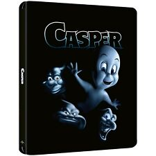 Casper Steelbook Limited Edition Blu-ray New Free Delivery