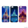 Disney Castle Case/Cover for Apple iPhone 8 / Screen Protector / Soft Gel TPU