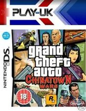 Grand Theft Auto: Chinatown Wars (Nintendo DS, 2009) - cart only